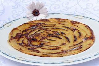 amish apple pancake recipe