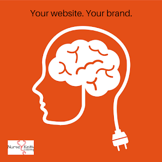 your website, your brand