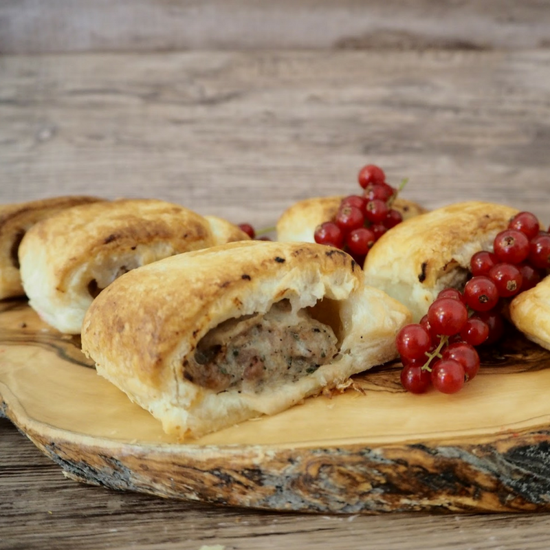 Fruity Sausage Rolls I Wasn 39 T Expecting That