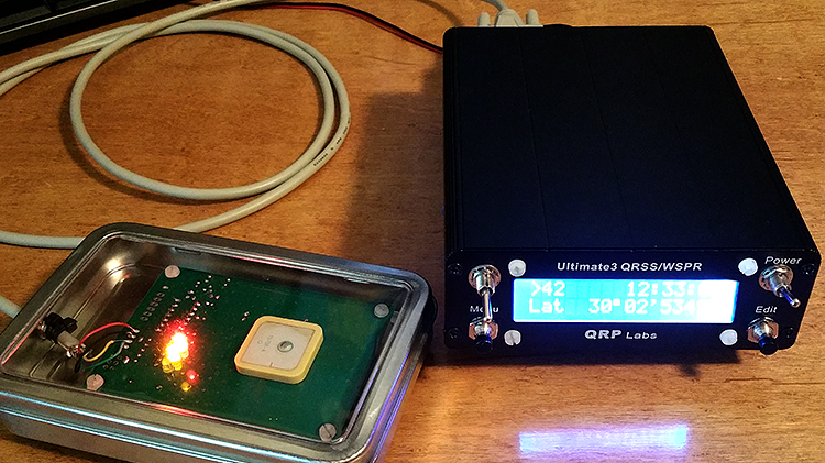 AE5X: A brief WSPR transmitter comparison