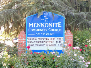 Mennonite Community Church, Fresno, CA
