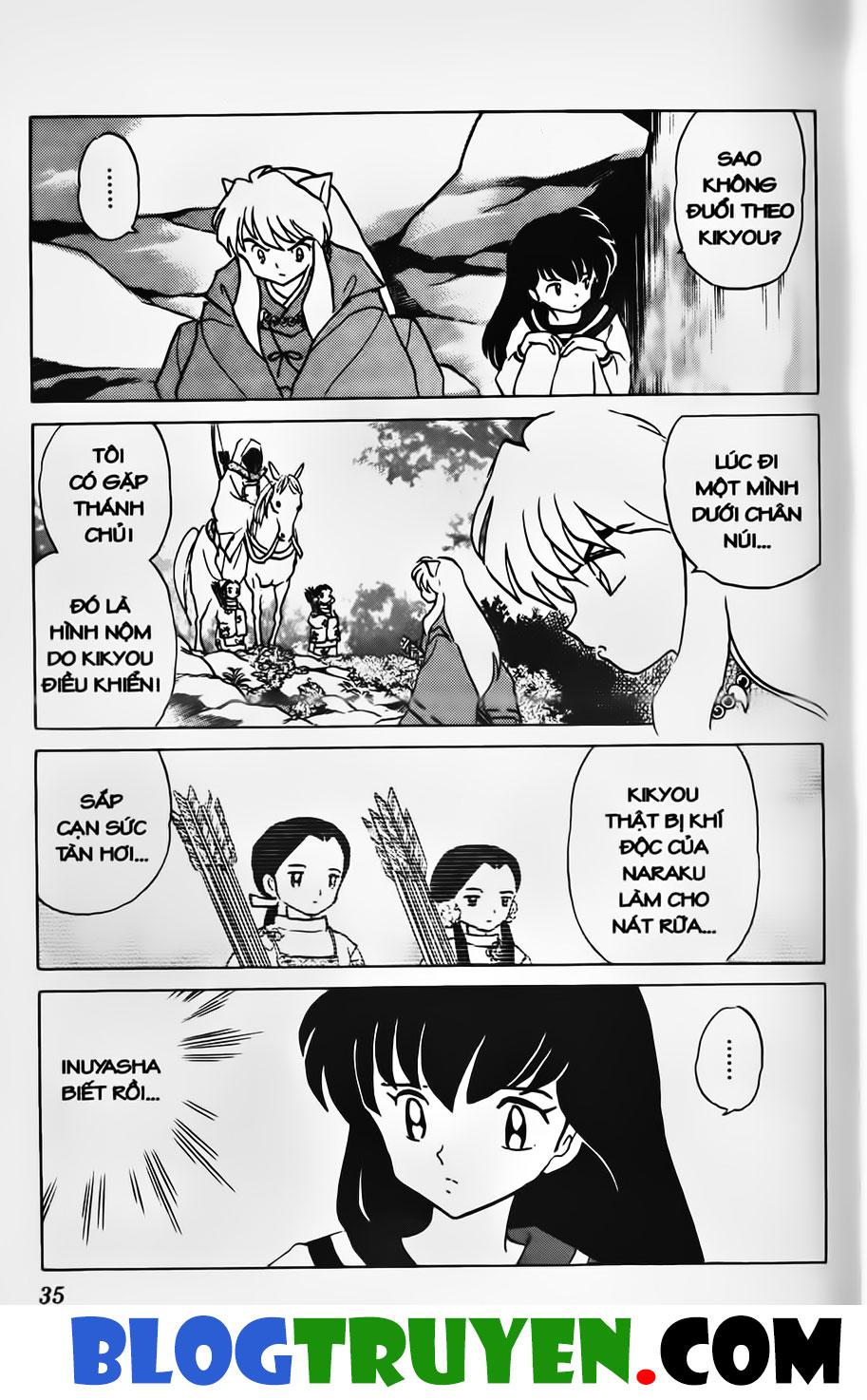 Inuyasha vol 32.2 trang 14