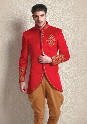 Men's ethnic jacket