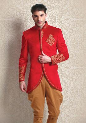Men's ethnic jacket