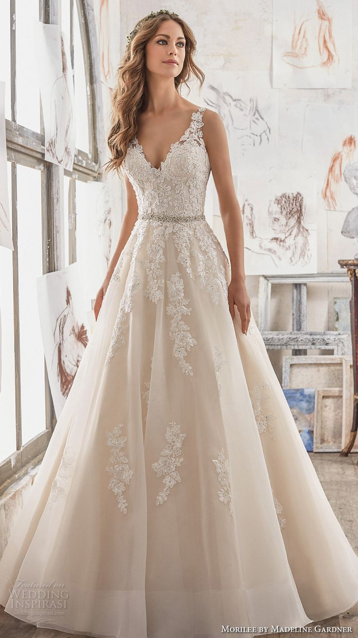 Bridal Inspiration: 40+ Rustic Wedding Dresses | Explore ...