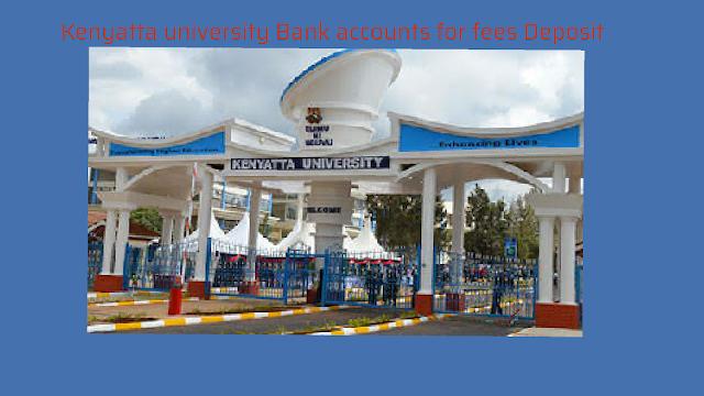 Bank accounts ku