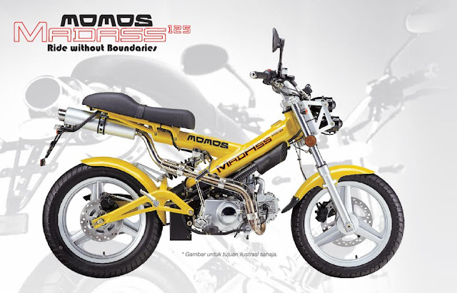 Momos Madass 125