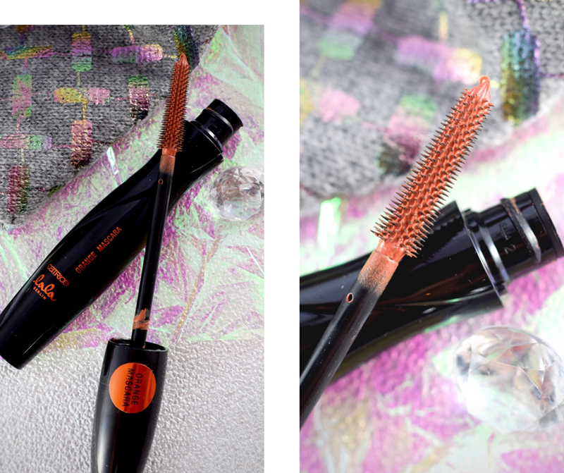 Die Glam and Doll Orange Mascara der Lala Berlin LE von Catrice, Review, Test