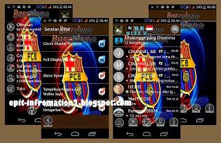 BBM Mod Barcelona Based 2.8.0.21 Terbaru