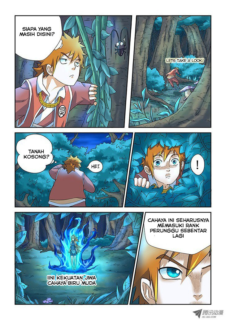Tales of Demons and Gods Chapter 6