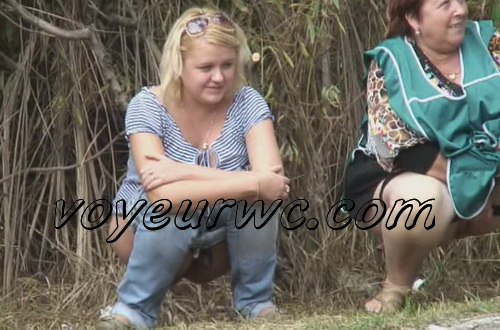 PissHunters 9812-9827 (Random women filmed when relieving themselves)