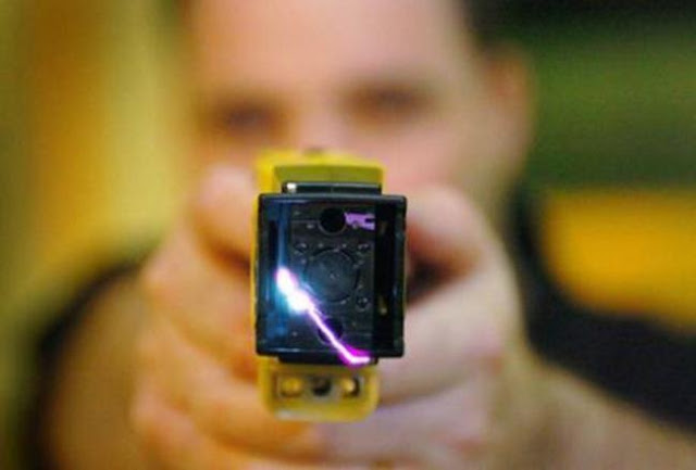 Group warns against use of police Tasers