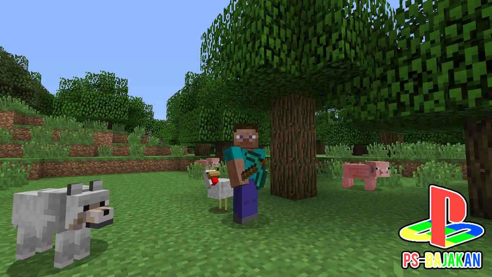 Download Gratis Minecraft PS3 Converted CFW2OFW Game Inject