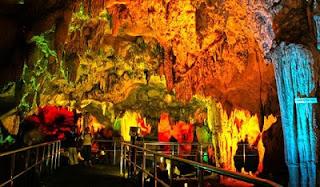 tempat Wisata di Jawa Timur goa maharani