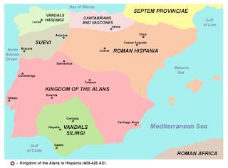Origen de Catalunya, alanos, cath-alanos, cath-alaunia