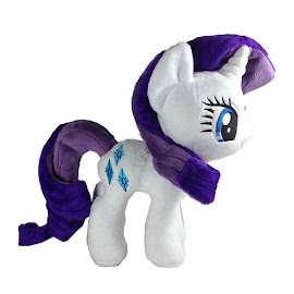My Little Pony Rarity Plush by 4th Dimension