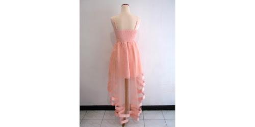 RENTAL DRESS SWEET 17 TEEN