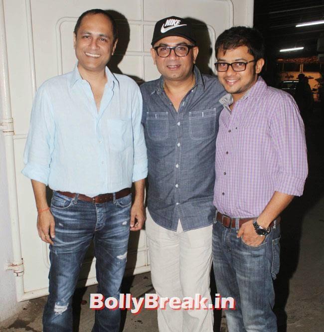 Holiday Special Screening at Sunny Super Sound, Preeti Desai, akshay Kumar at Holiday Special Screening