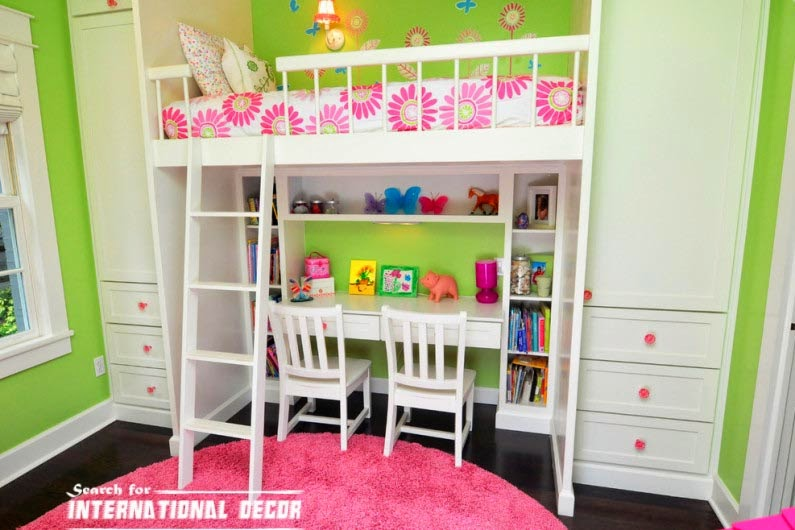small child's room design,how to save space,kids room mini account