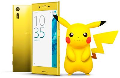 Harga Sony Pikachu, Smartphone Berfitur Kamera 21 MP