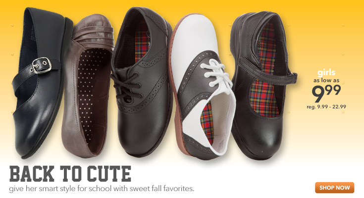 Payless Shoes For School