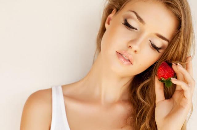 فائدة فوائد الفراولة للبشرة والشعر %D8%A7%D9%84%D9%81%D