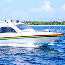 Private Speed Boat Transfer
