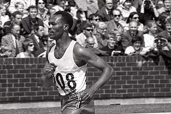 Kipchoge Kip Keino 1968 Olympics