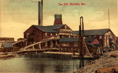Letters for George: The Amazing Menominee