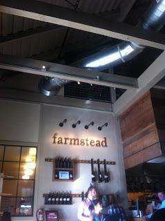 St. Helena - Farmstead Restaurant