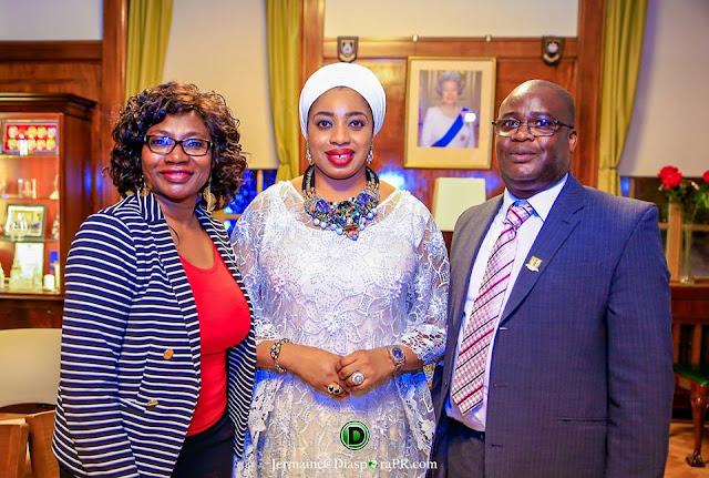 Ooni of Ife's Wife Olori Wuroaola Ogunwushi