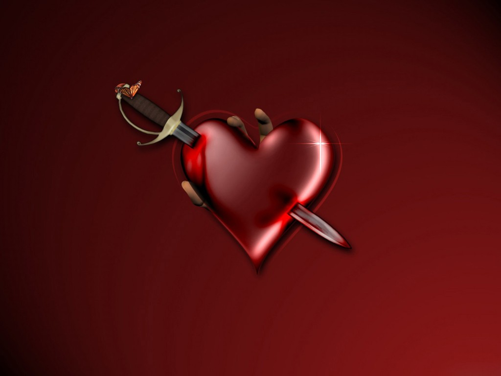 Android Phones Wallpapers: Android Wallpapers Bleeding Heart