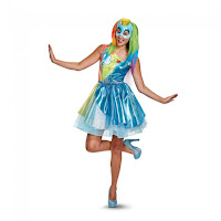 My Little Pony the Movie Rainbow Dash Adult Costume