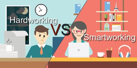 How to be smart working