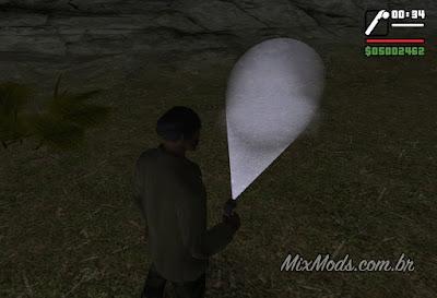gta sa mod cleo lanterna remake flashlight nadalao