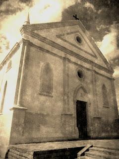 Igreja Nossa Senhora do Rosário, em Protásio Alves