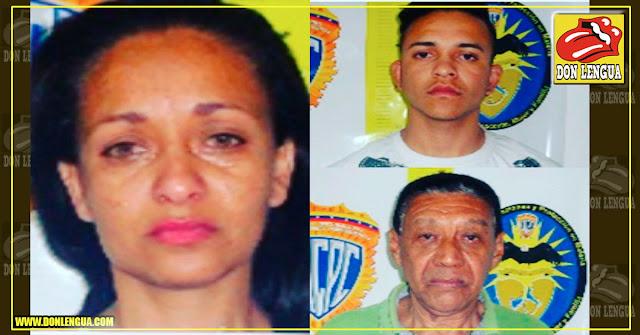 Capturan a 3 miembros de la familia por abuso sexual continuado de una niña de 11 años