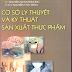 SÁCH SCAN - Cơ sở lý thuyết và kỹ thuật sản xuất thực phẩm (TS. Nguyễn Xuân Phương & TSKH. Nguyễn Văn Thoa)
