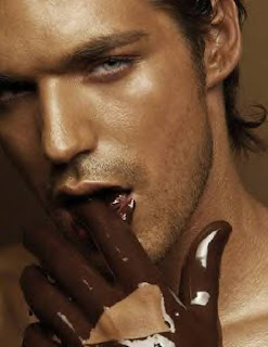 Mr. Hot Chocolate Man