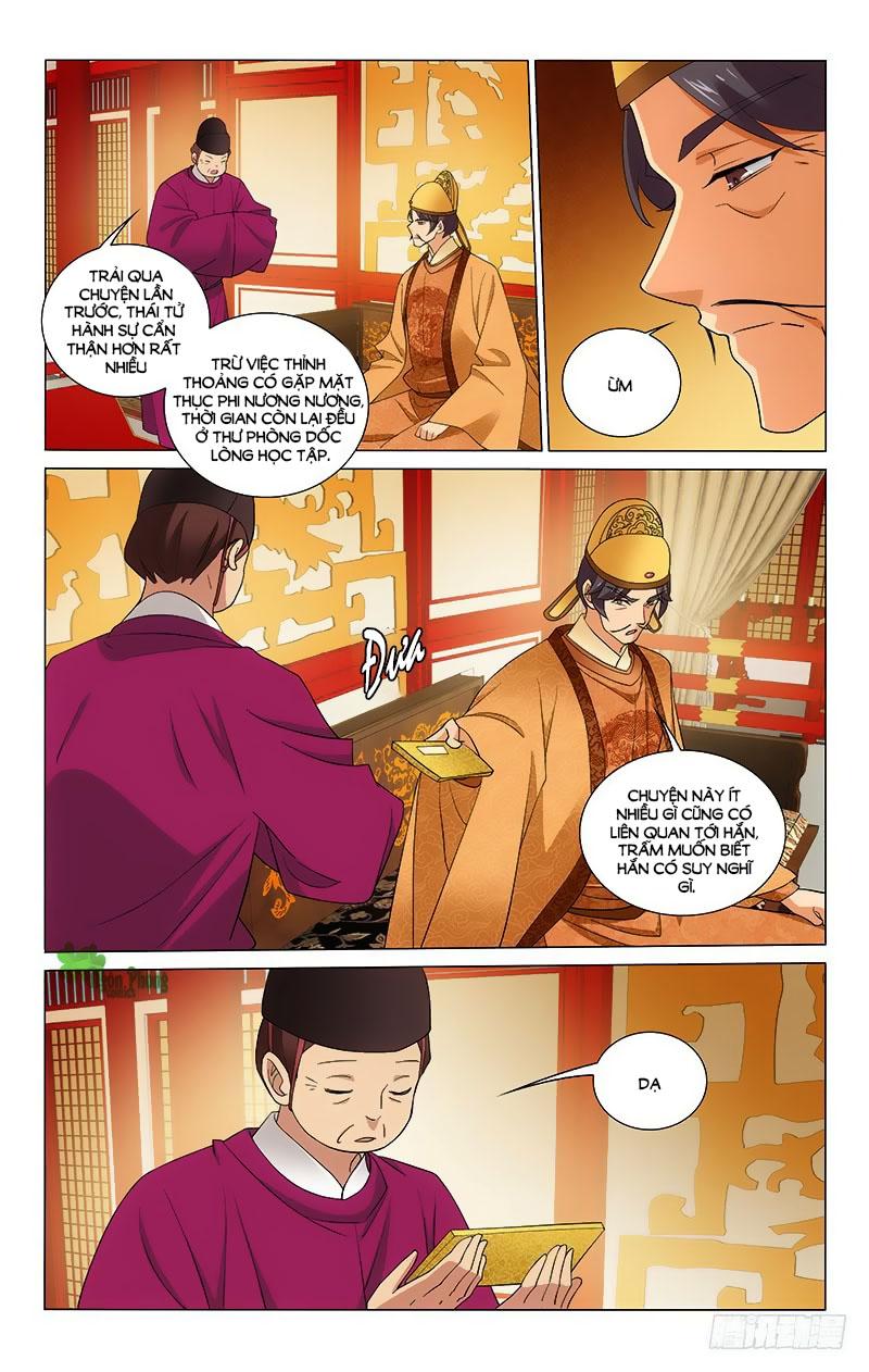 Vương Gia ! Không nên a ! chap 268 - Trang 4