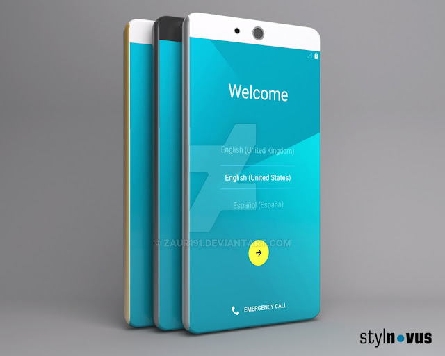 Future Android Smartphone Concept By Zaur191