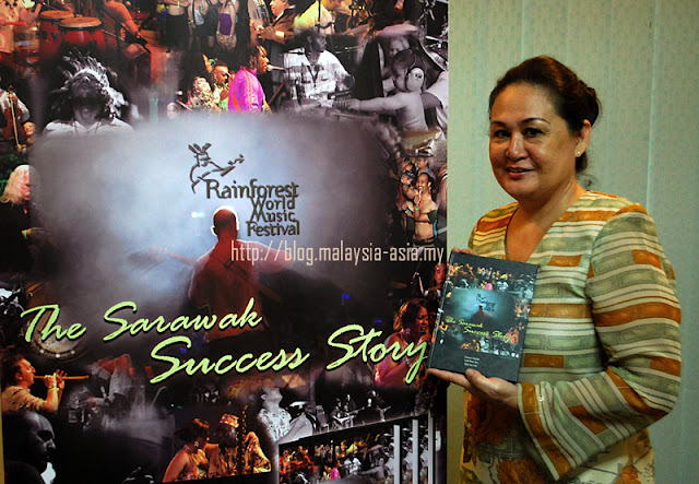 Book on Sarawak Success