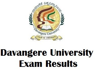 Davangere University Degree Exam Results 2017
