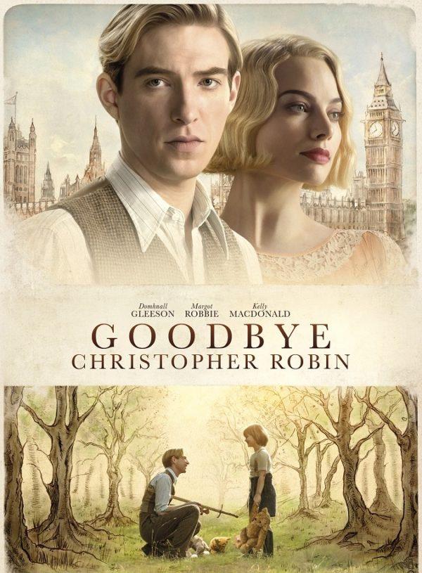 Goodbye Christopher Robin [2017] [DVDR] [NTSC] [Latino]