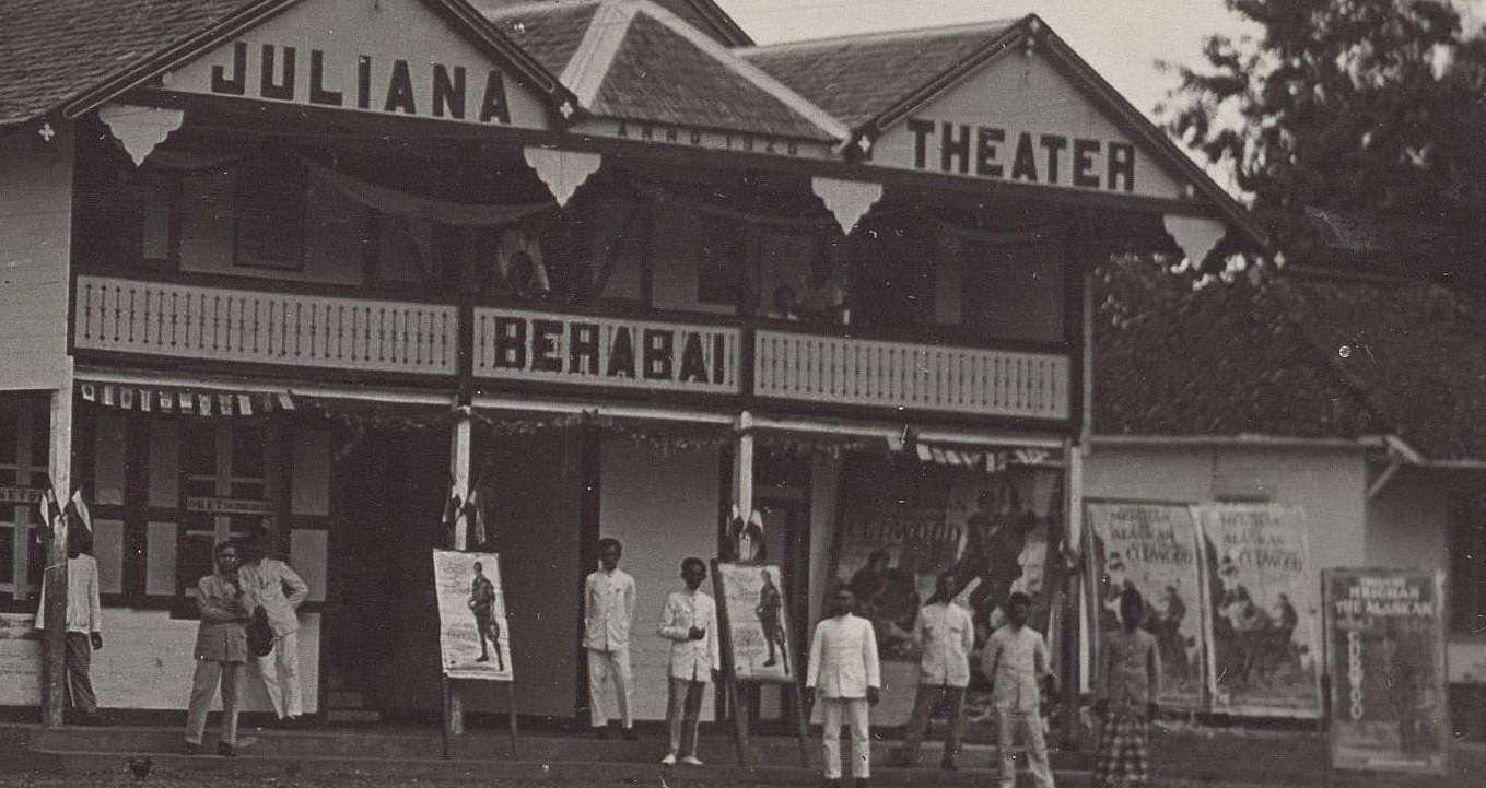 Juliana, salah satu bioskop tahun 1925