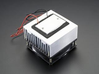 المكون الالكتروني Thermoelectric Cooler Module