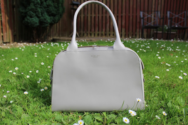 Radley Millbank Medium Zip Top Tote