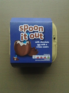 Poundland Spoon It Out Easter Eggs