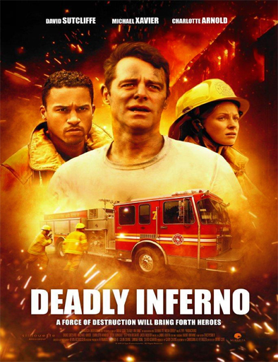 Ver Infierno mortal (Deadly Inferno) (2016) Online
