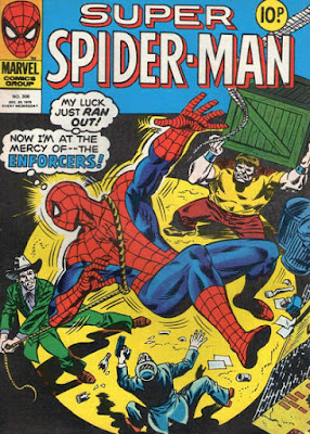 Super Spider-Man #306, the Enforcers